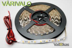 Punainen LED-nauha 24V