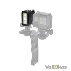 Action cameran valo DV400 Archon Light
