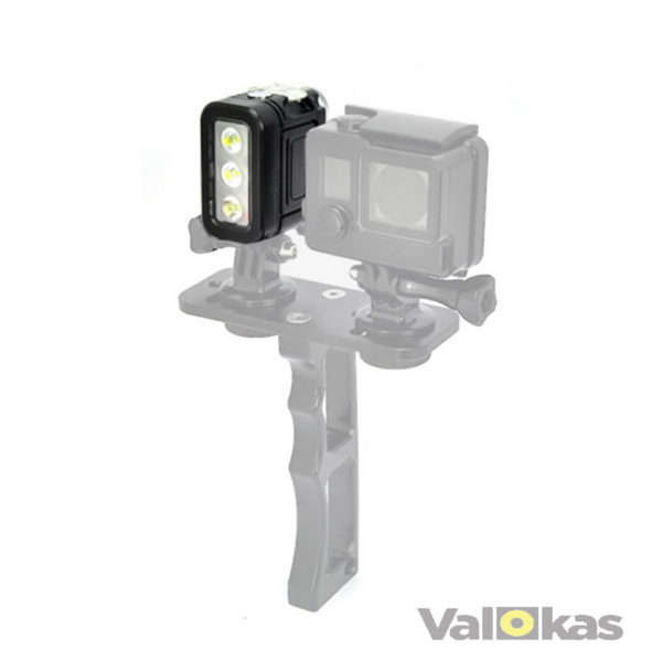 Action cameran valo DV400 Archon Light