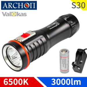 Archon light diving torch S30