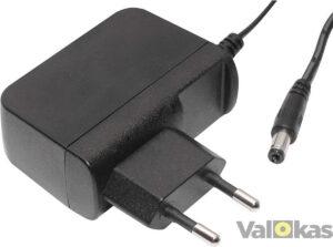 24V jännitelähde pistorasiaan laitettava