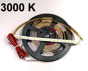 LED nauha 3000 Kelvin