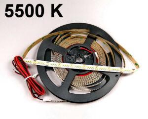 LED nauha 5500 Kelvin