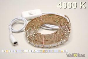 LED-nauhasetti 4000 kelvin