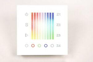 RGB+W OHJAIMET