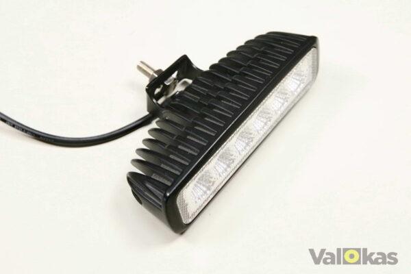 LED työvalo pakettiautoon
