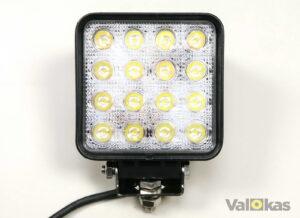 Huipputehokas LED työvalo