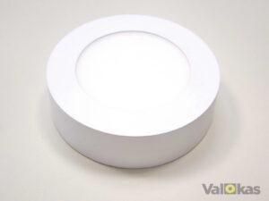 pinta-asennttava LEd-valo pienen tilan valaisuun